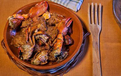 Pollo de Corral con Bogavante, nuestra receta